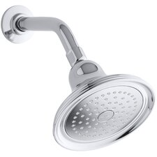 Devonshire 2.5 GPM Single-Function Wall-Mount Shower Head with Masterclean Spray Nozzle