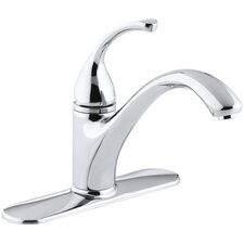 "Forté 3-Hole Kitchen Sink Faucet with 9-1/16"" Spout"