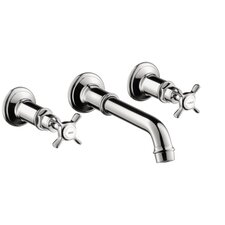 Axor Montreux Two Handle Wall Mounted Tub Only Faucet