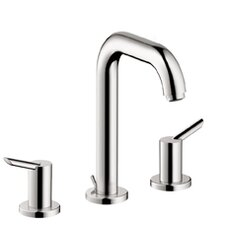 Focus Double Handles Widespread Standard Bathroom Faucet