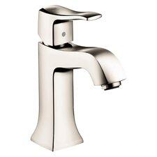 Metris C Single Handle Single Hole Standard Bathroom Faucet