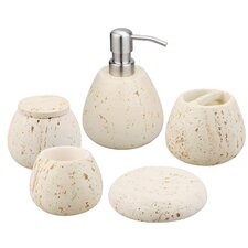 Essence 5 Piece Bath Accessory Set