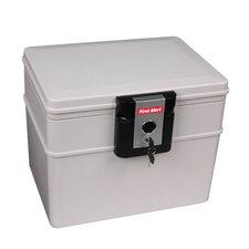 Media Fire Protector Key Lock Safe [0.15 CuFt]