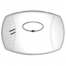 Carbon Monoxide, Alarm, Plug In,No Installation Needed, White
