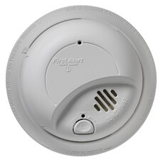 Hardwired Smoke Alarm with Battery Backup