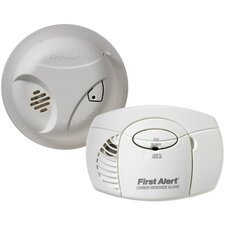 Smoke Alarm and Carbon Monoxide Detector