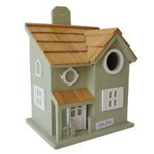 Nestling Cottage Birdhouse