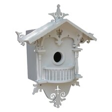 Signature Series 'Cuckoo Cottage' Birdhouse for Bluebirds