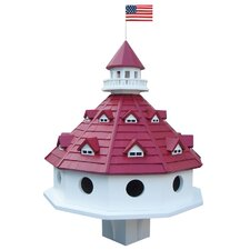 Signature Series Hotel California Martin Freestanding Birdhouse