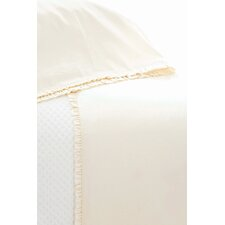 La Dolce Villa Petite Ruffle 400 Thread Count Sheet Set