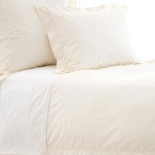 Classic Hemstitch 400 Thread Count Duvet Cover