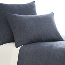 Chambray Linen Duvet Cover