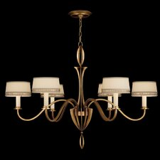 Staccato 6 Light Chandelier