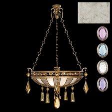 Encased Gems 3 Light Pendant