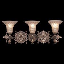 Stile Bellagio 3 Light Bath Vanity Light