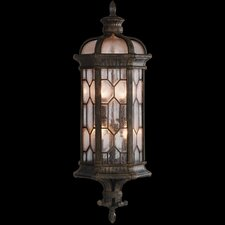 Devonshire 3 Light Wall Lantern