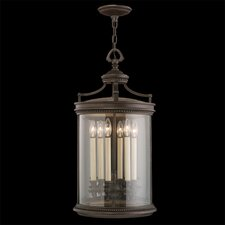 Louvre 6 Light Outdoor Hanging Lantern