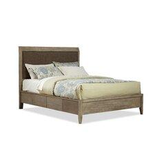 Corliss Landing Upholstered Panel Bed