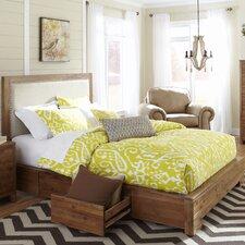 Waverly Upholstered Platform Bed