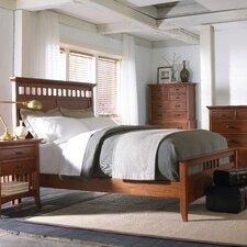 Modern Shaker Panel Bed