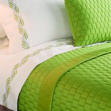 400 Thread Count Embroidered  Sheet Set
