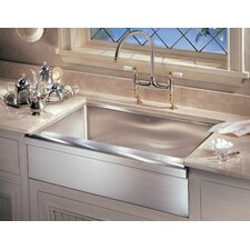 """Manor House 30"""" x 20.88"""" Apron Front Kitchen Sink"""