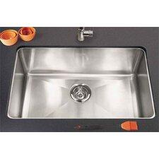 """Professional 29.13"""" x 18.13"""" Under Mount Kitchen Sink"""