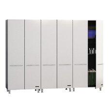 Ulti-MATE Storage 7' H x 3' W x 2' D 3 Piece Tall Storage System