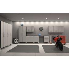 Garage PRO 12-Piece Classic Storage System with Workstation