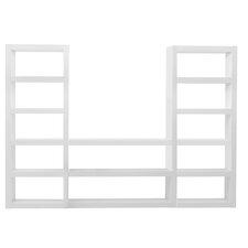 Denso Composition J 84'' Standard Bookcase