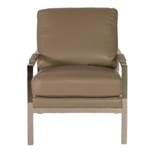 Adams Stainless Arm Chair