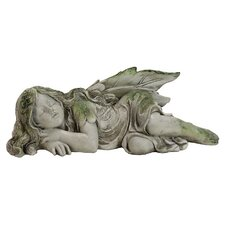 Sleeping Fairy Statue