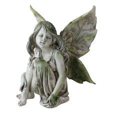 Sitting Fairy Statue