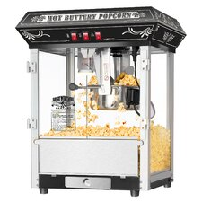 8oz Classic Popcorn Popper Machine Counter Top