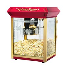 Princeton 8 Oz. Bar Style Antique Popcorn Machine