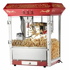 8 Oz. Popcorn Popper Machine