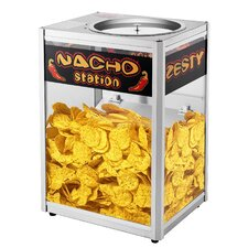 Nacho Station Commercial Grade Nacho Chip Warmer