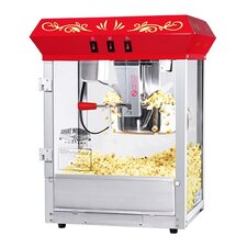 8 Oz All-Star Tabletop Popcorn Machine