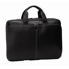 J & M Slimline Laptop Briefcase