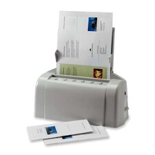 "Tabletop Folding Machine, Letter Size, 14-1/4""x6""x14"", Putty"