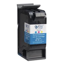 Ink Cartridge, F/ 930C/932C/935C, 970 Pg. Yld., T ri-color
