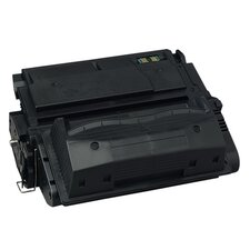 Laser Toner Cartridge, 18000 Page Yield, Black