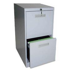 2-Drawer File/File Mobile Pedestal Files