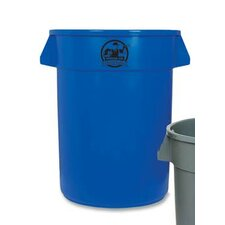 32-Gal Heavy-duty Trash Container