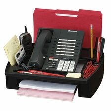 Compucessory Telephone Stands / Organizers, Black