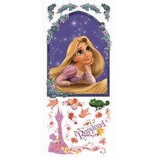 Popular Characters Tangled Rapunzel Giant Wall Decal