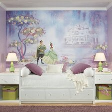 The Princess and The Frog Wall Mural
