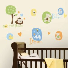 Studio Designs Modern Baby Wall Decal