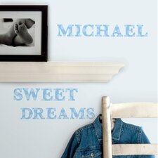 Studio Designs 73 Piece Express Yourself Wall Decal