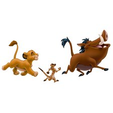 The Lion King Giant Wall Decal